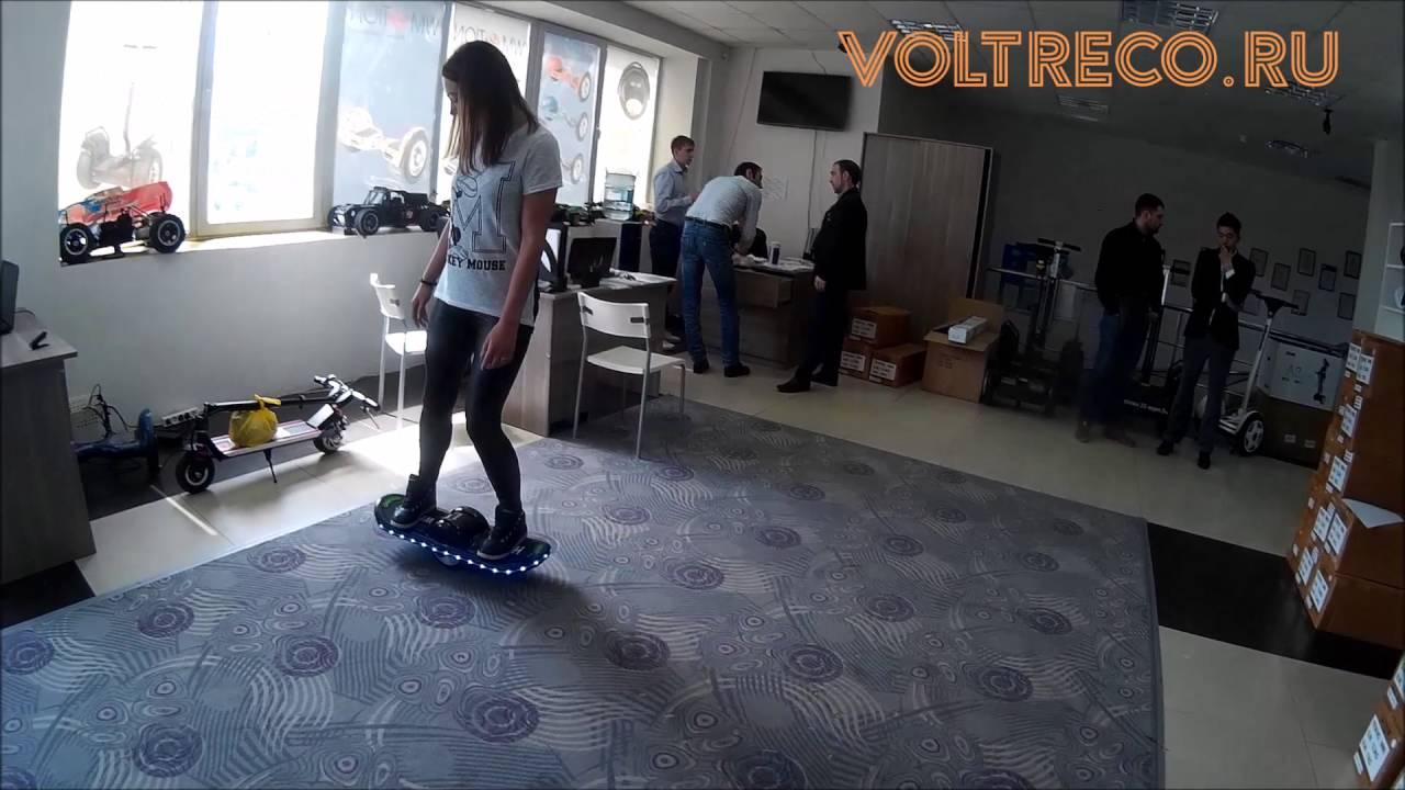 Летающий скейтборд: правда или вымысел? - YouTube
