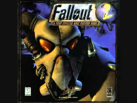 Fallout 2  The Den Raiders music