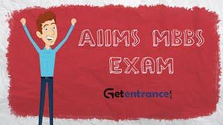 aiims mbbs 2017 entrance exam   getentrance