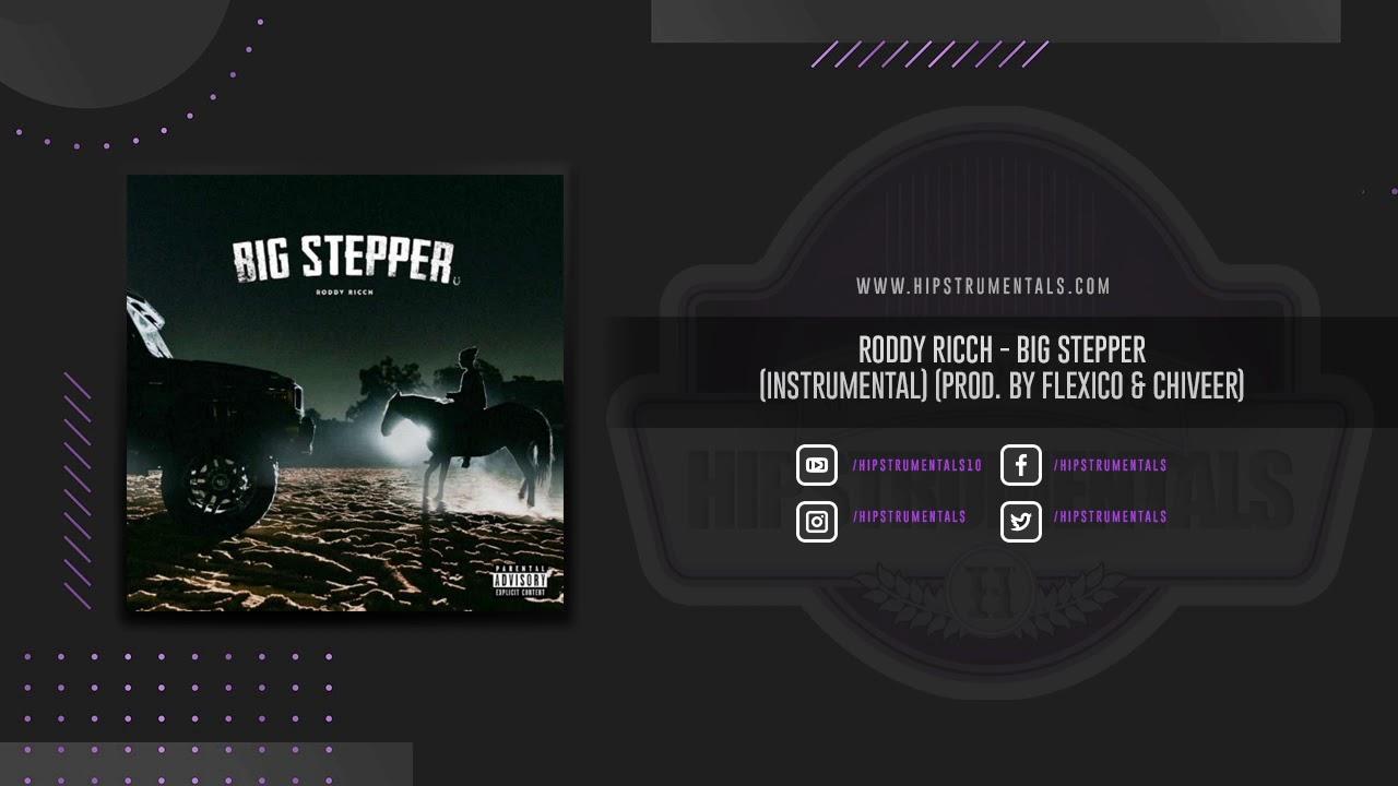 Roddy Ricch - Big Stepper [Instrumental] (Prod. By Flexico & Chiveer) + DL via @Hipstrumentals