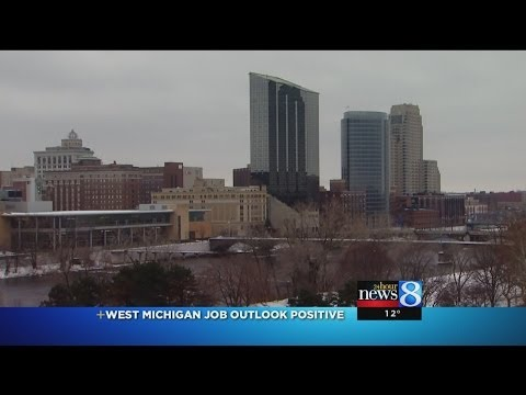Grand Rapids area has positive jobs outlook