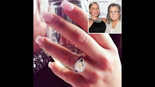 Rosie O'Donnell's Fiancée Elizabeth Rooney Flashes Massive Engagement Ring on Instagram - News today