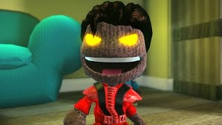 Repeat youtube video LittleBigPlanet 2 - Michael Jackson - Thriller Remake - Music Video