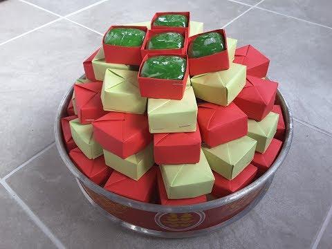 Bánh Phu Thê – New York / Husband & Wife Cake