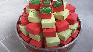 Bánh Phu Thê - New York / Husband & Wife Cake