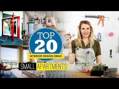 20 Interior Design idea for Small Apartment