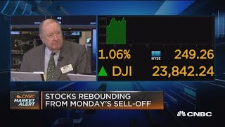 Cashin: The markets are at levels that are intraday resistant thumbnail