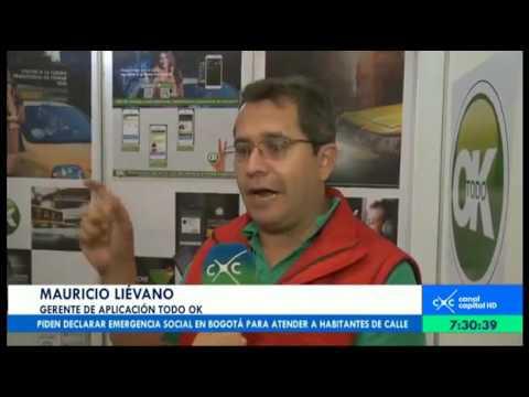 Todo ok una aplicación para mejorar el servicio de taxis en Bogota