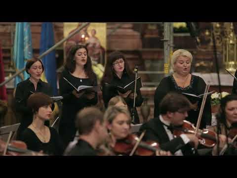 "Greta Funk : "" Ave Maria"" – for choir and string orchestra (Sacrarium 2017 by KLKNewMusic.com)"