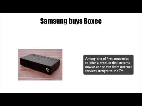Samsung buys Boxee - INSIGHT