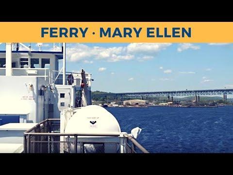Passage MARY ELLEN, Orient Point - New London (Cross Sound Ferry)