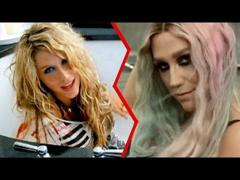 The Evolution of Kesha