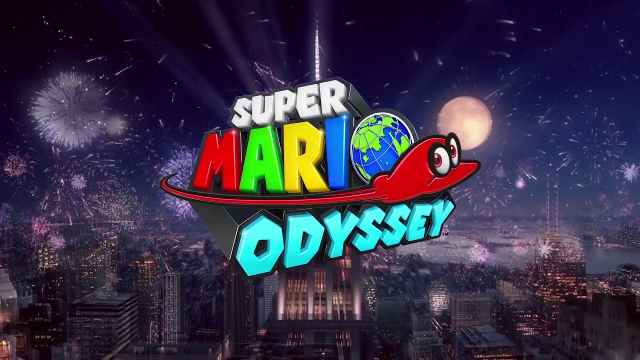 Wallpaper Engine | Super Mario Odyssey Musical - Jump Up, Super Star!  Wallpaper