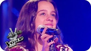 rachel platten fight song maria the voice kids 2016 blind auditions sat1