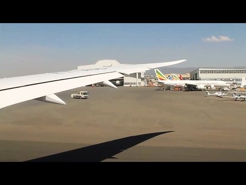 Ethiopian Airlines ET706 787-8 Dreamliner Addis Ababa-Frankfurt Safety, Takeoff, Inflight & Landing