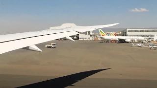 Ethiopian Airlines ET706 787-8 Dreamliner Addis Ababa-Frankfurt Safety, Takeoff, Inflight & Landing