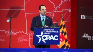 Chairman Reince Priebus, Republican National Committee CPAC 2015