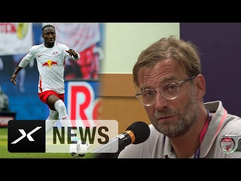 "Jürgen-Klopp-Poker um Naby Keita: ""In Vegas?""   FC Liverpool   RB Leipzig"
