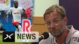 "Jürgen-Klopp-Poker um Naby Keita: ""In Vegas?"" | FC Liverpool | RB Leipzig"