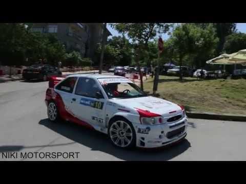 CRAZY Ford Escort RS Cosworth Antil-Lag SOUNDS!
