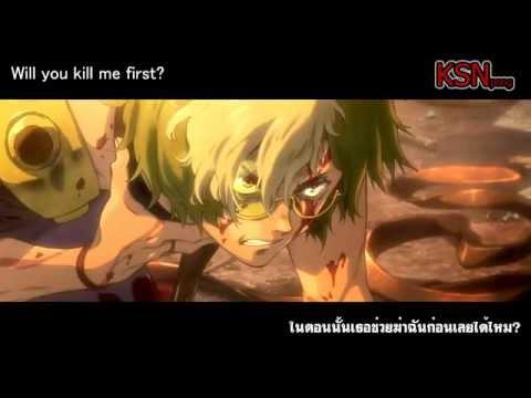 TH FIX Through My Blood Mika Kobayashi Koutetsujou no Kabaneri1