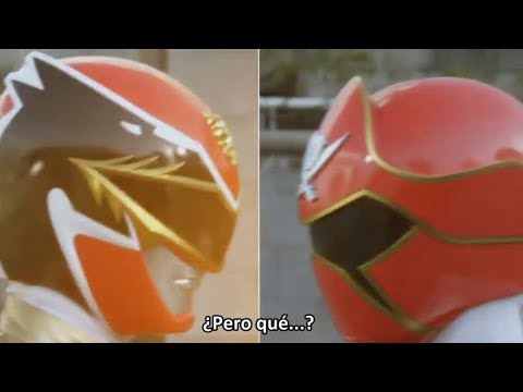 Sentai Gokaiger vs Goseiger  | Pelicula: Super Sentai 199 Hero Great Battle [2]