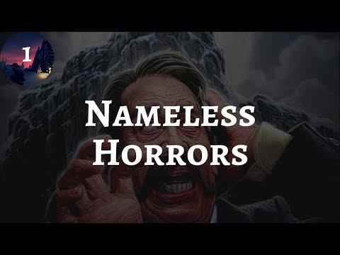 (Call of Cthulhu) Nameless Horrors: Episode 1