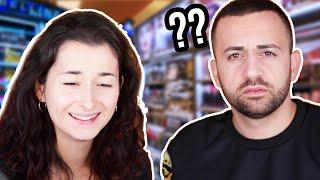 Mein FREUND kauft & bestimmt mein Makeup mit ZEITLIMIT! ⏰ - Laura Version - unlikely