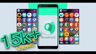 Quadroid | Icon Pack |