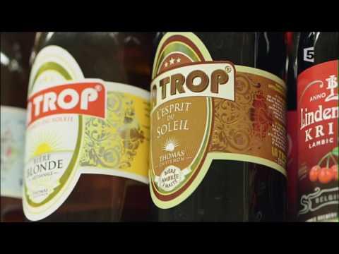 La bière se fait mousser France 5 - Le Doc du Dimanche - 21 05 2017
