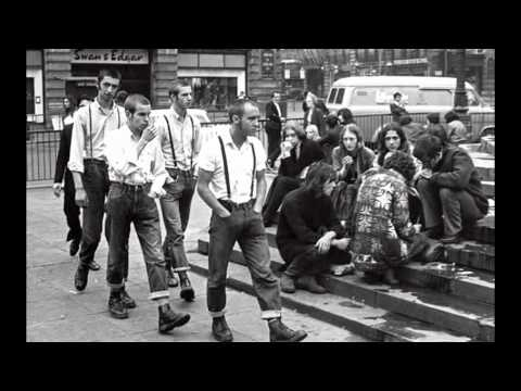 Teddy Boys, Mods, Skinheads, Punks, Youth Culture