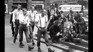 Teddy Boys, Mods, Skinheads, Punks, Youth Culture