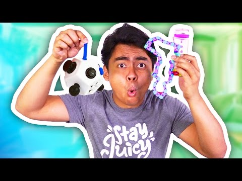 Thumbnail: CRAZY FIDGET TOYS YOU NEVER KNEW ABOUT!