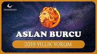 Aslan Burcu 2019 Yıllık Yorum | TRENDASTRO