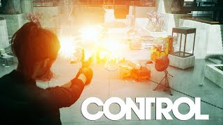 CONTROL - ALL Weapons and Powers Showcase