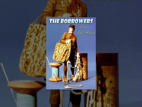 THE BORROWERS | Eddie Albert | Judith Anderson | Full Length Fantasy Movie | English | HD | 720p