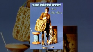 THE BORROWERS | Eddie Albert | Judith Anderson | Full Length Fantasy Movie | English | HD | 720p thumbnail
