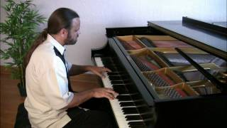 Weeping Willow by Scott Joplin | Cory Hall, pianist-composer