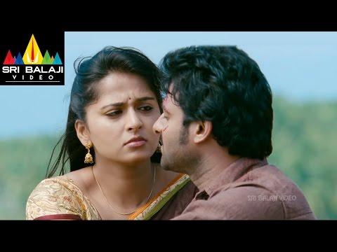 Mirchi Movie Anushka and Prabhas Romantic Scene | Prabhas, Anushka, Richa | Sri Balaji Video