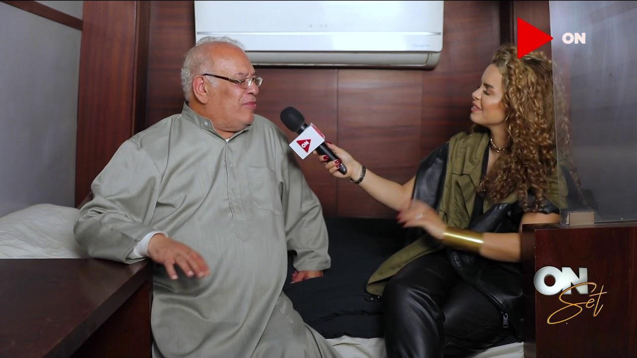 أون سيت  - صلاح عبد الله في رمضان في مسلسل