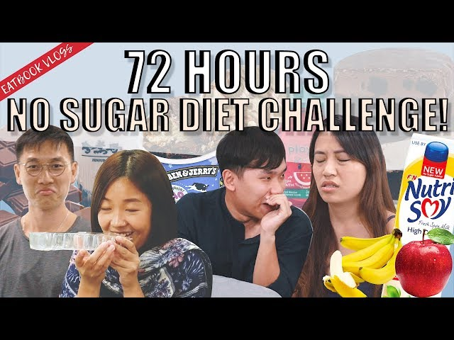 NO SUGAR DIET FOR 72 HOURS | Eatbook Vlogs | EP 110