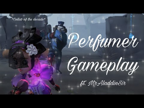 How To Make A Clown Surrender Ft. MrAladdinSir😌/ Perfumer Gameplay/ Identity V