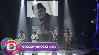 Pengisi Acara Golden Memories Asia Mengheningkan Cipta Atas Wafatnya Presiden Ke-3 RI BJ Habibie