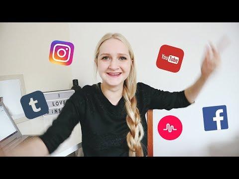 16 do 23: moje ULUBIONE & ZNIENAWIDZONE Social Media
