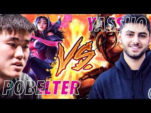 POBELTER vs. YASSUO | THE MID LANE SHOWDOWN