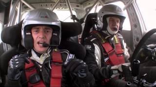 Człowiek rakieta vs samochód - Top Gear Zajawki - BBC Brit Polska