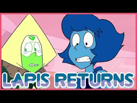 Lapis Misses the Earth?- Steven Universe LEAK Analysis