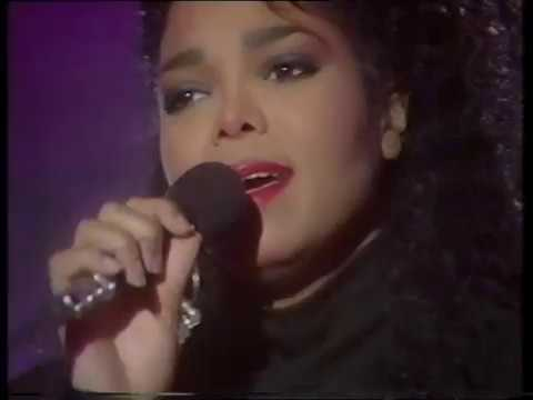Janet Jackson - Let's Wait Awhile - Top Of The Pops - Thursday 26 March 1987