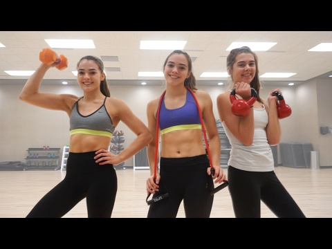 WORKOUT ROUTINE : ABS, LEGS, AND ARMS