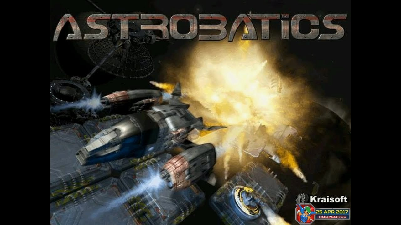First Try Astrobatics 2005 Pc Horizontal Space Shooter